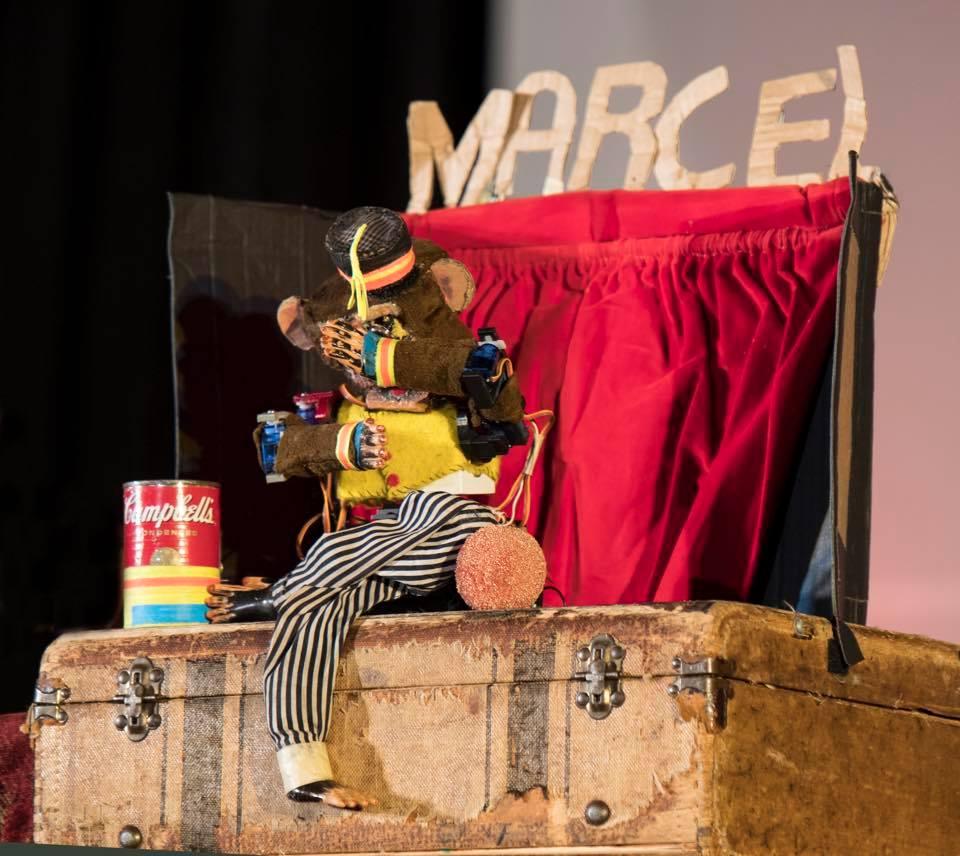 Marcel the Monkey