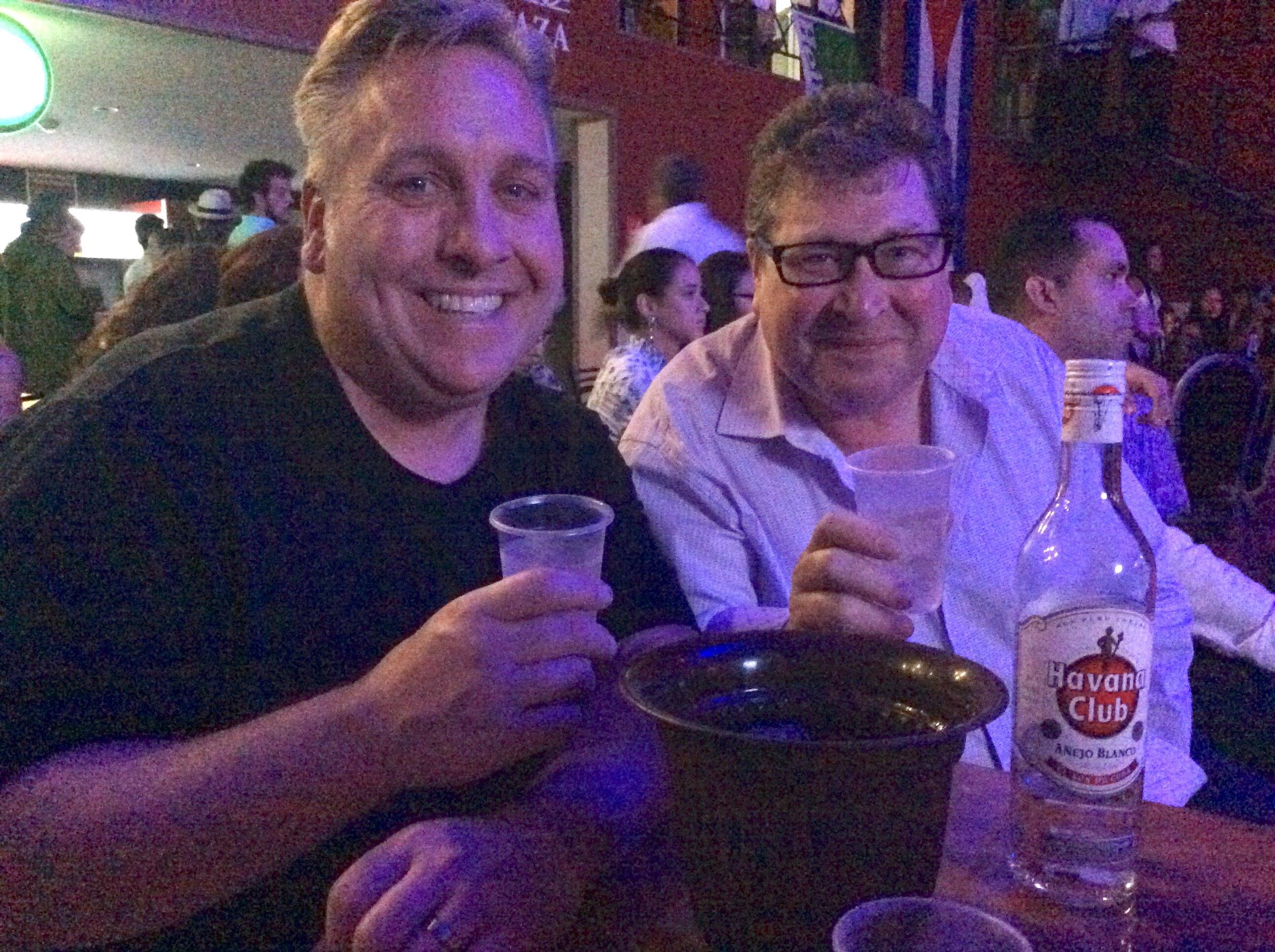 Steve Kradolfer & Bob Riordan