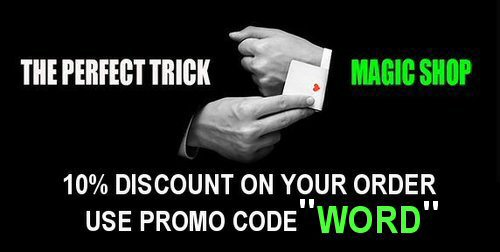 Do you have any  Tenyo  or  Magic Wagon  magic tricks for sale? ThePerfectTrick.com is looking for collections. Contact them for more info and turn your closet of magic into cash.