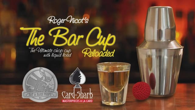 Product Review this week: The Bar Cup Reloaded by Roger Nicot.