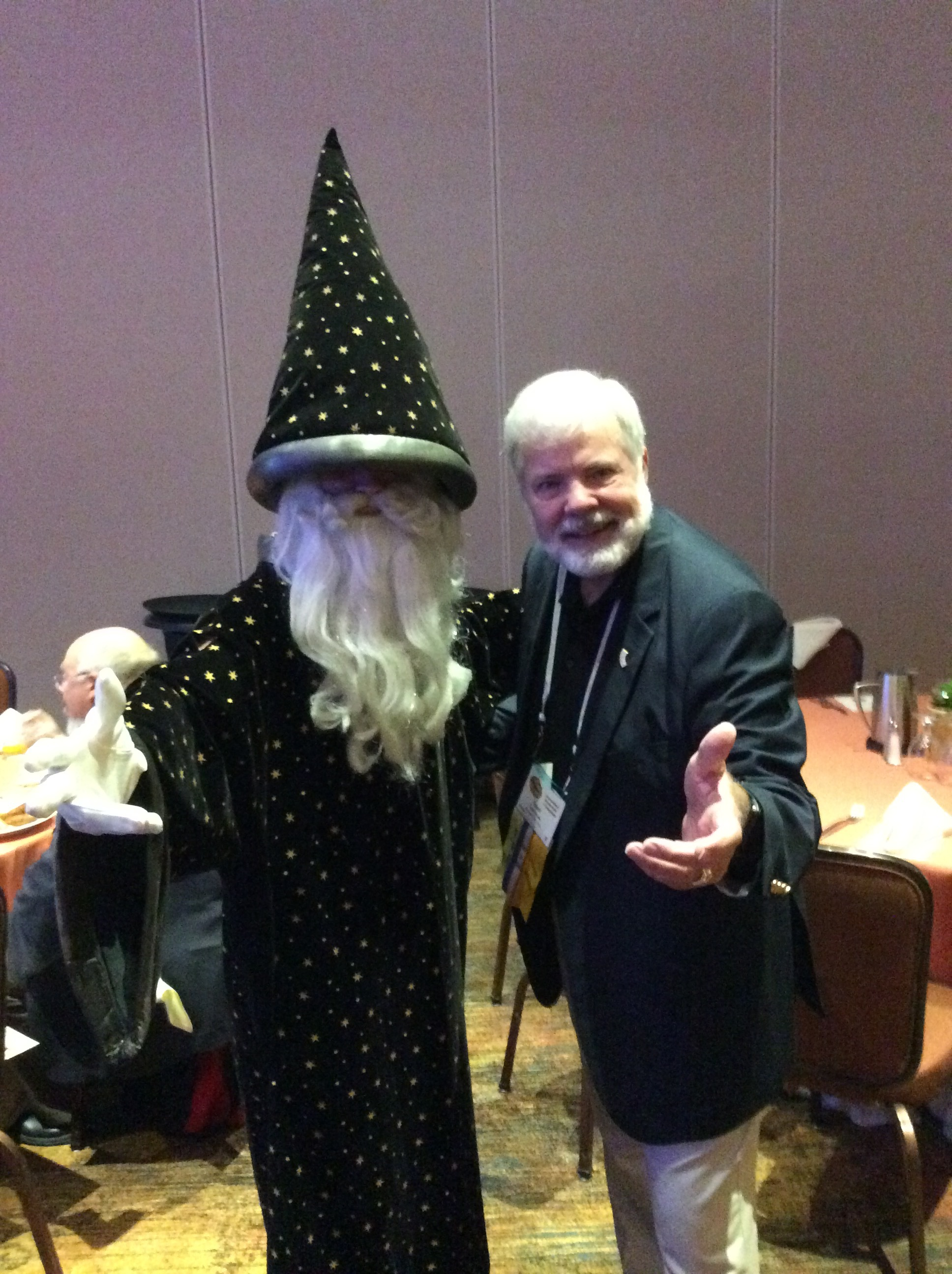 Merlin and the Wizard