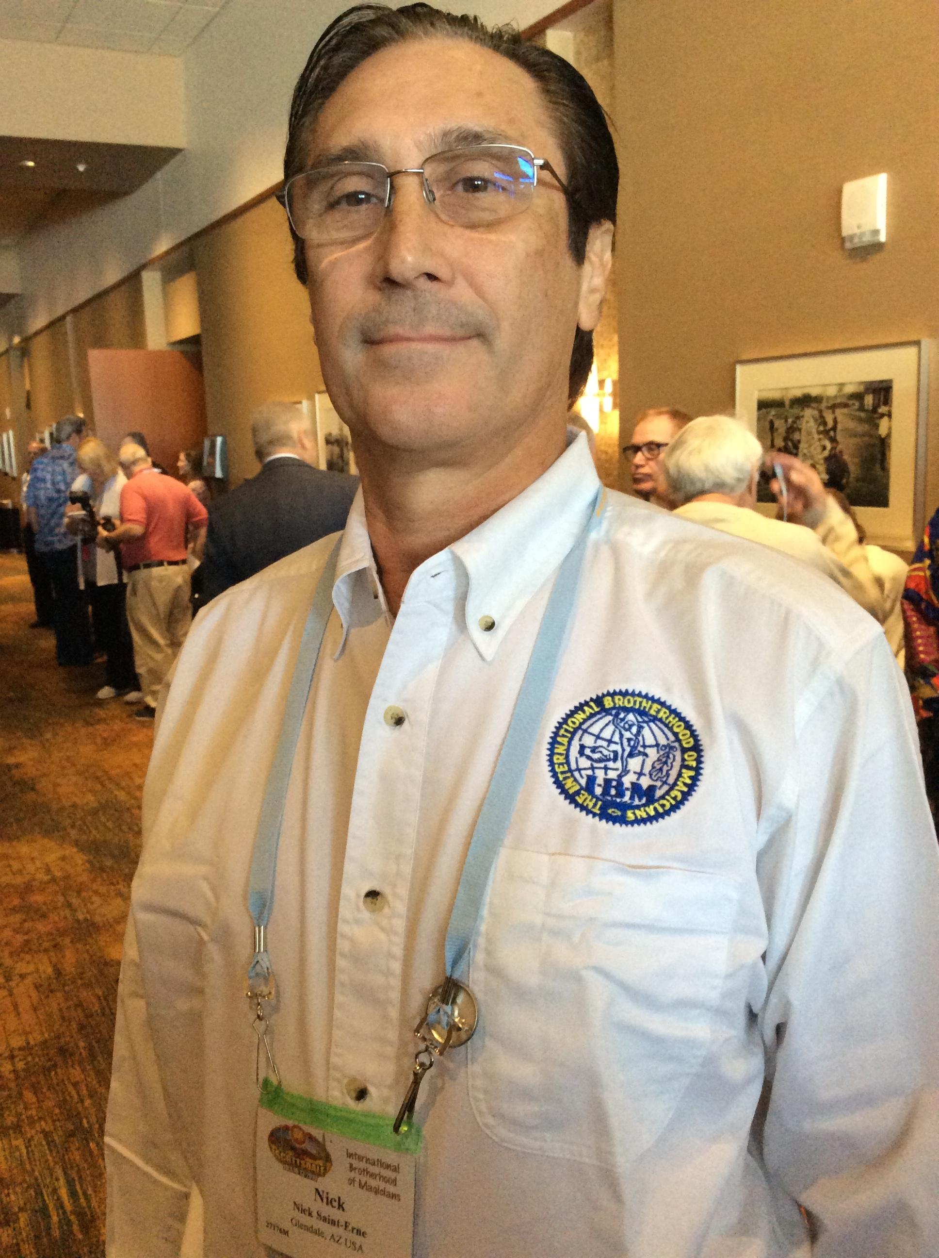 Dr. Nick St. Erne