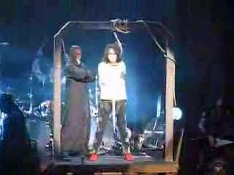 Alice Cooper Hanged On Stage by James Randi