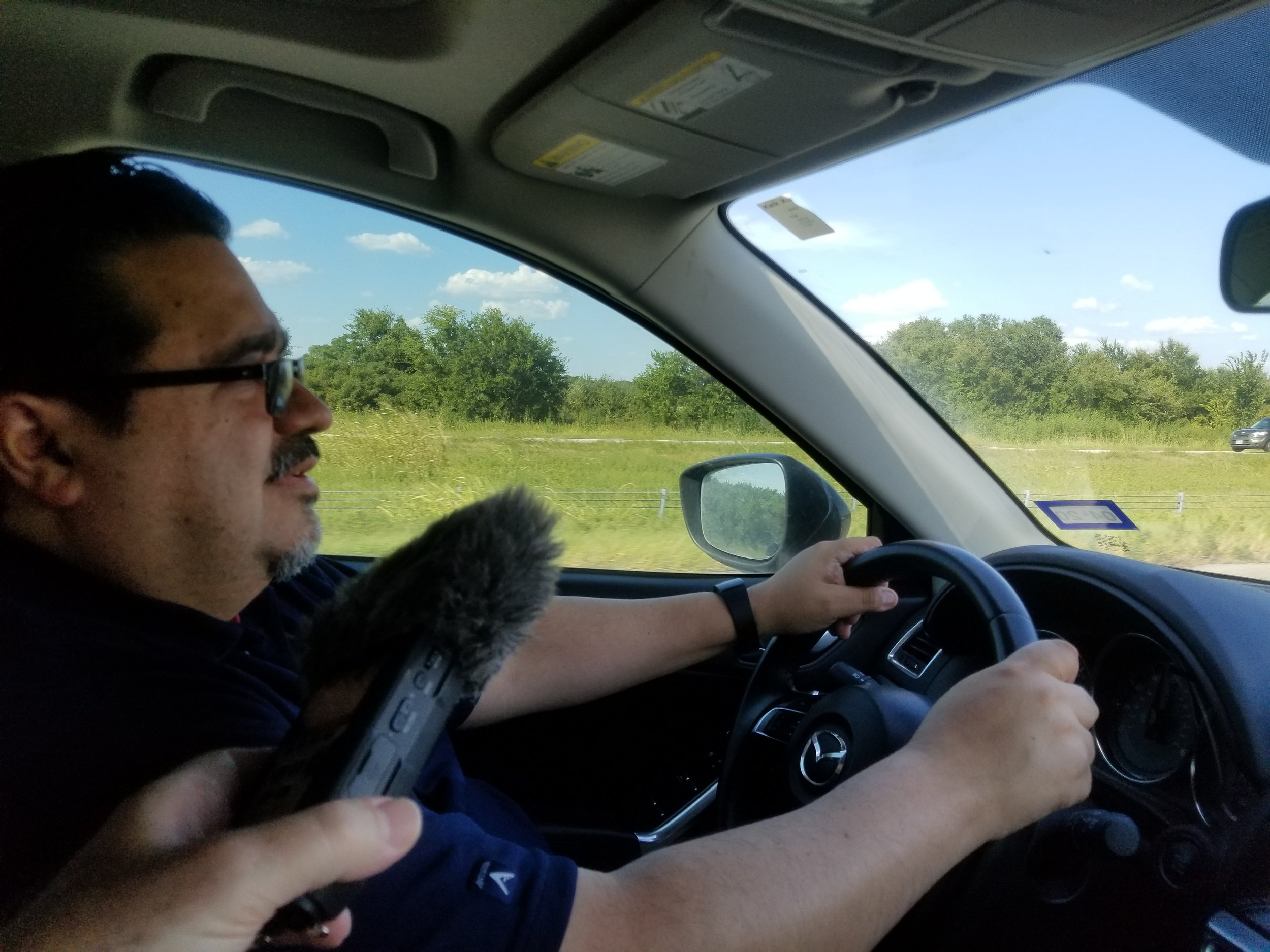 Jamie Salinas on the Road Home with a Wrap-up of the Convention