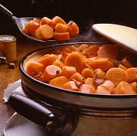 Tzimmes is Ashkenazi sweet stew