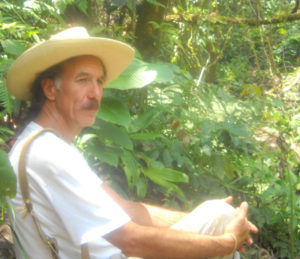 Michael lived many years in the Mazateca rain forest of Mexico, and later with the Yanaomami tribe in the Amazon.