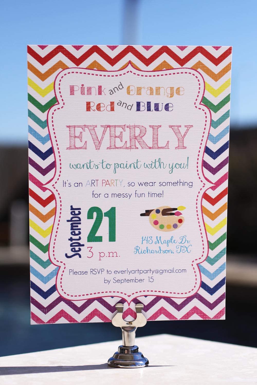 #birthdayinvitation #bluealoedesigns |  www.etsy.com/shop/bluealoedesigns