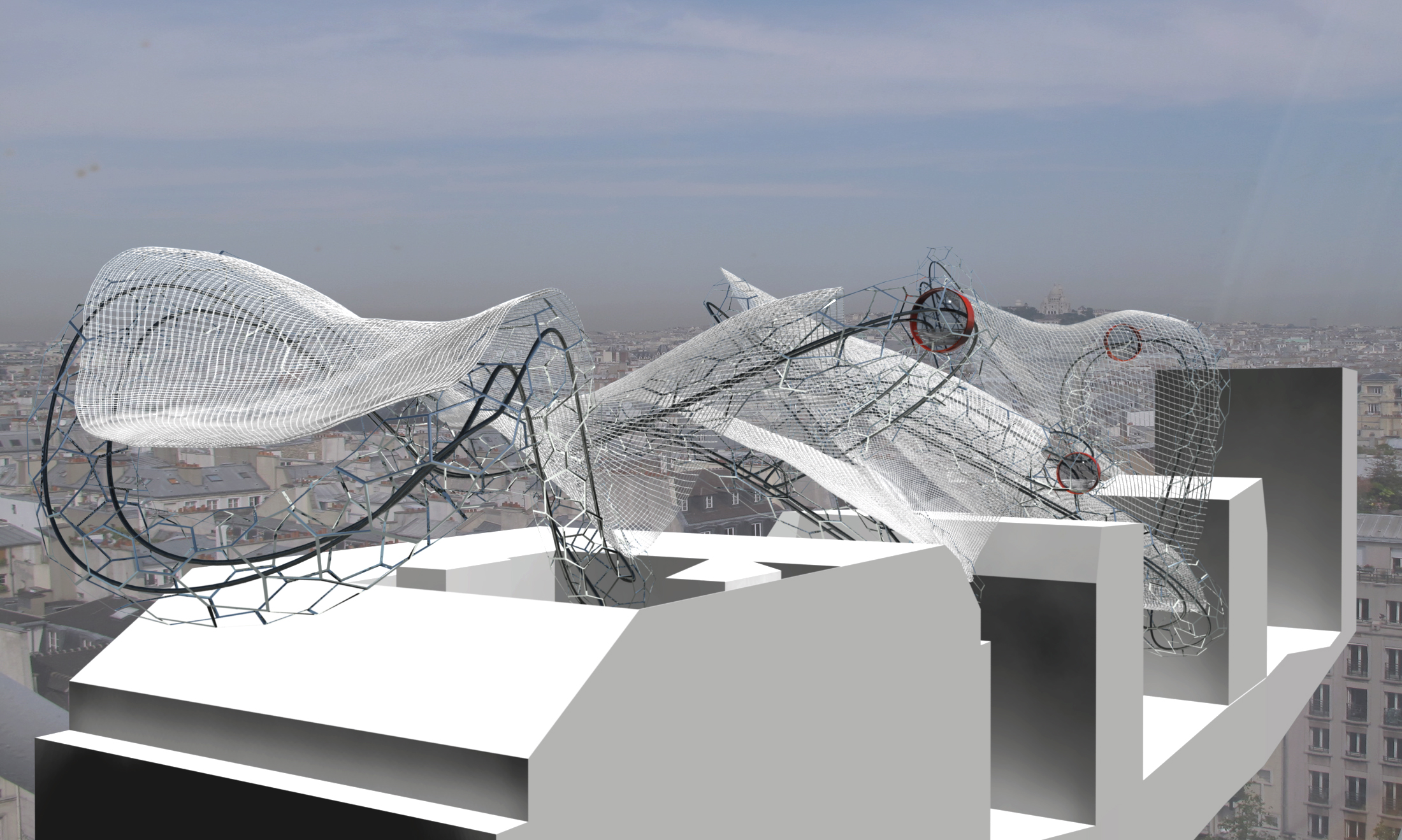 Roof Scraper