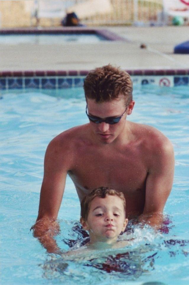 Swimmer/Coach Instructor
