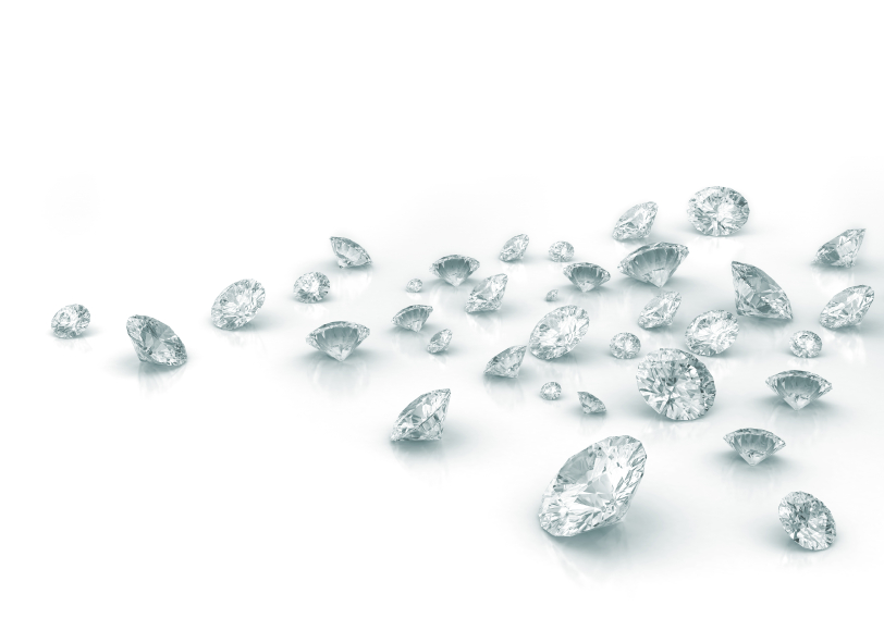 Buy diamonds from in person from someone you trust!