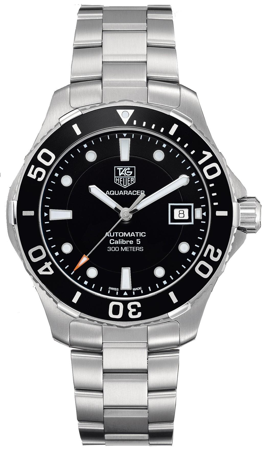 TAG Heuer Black Ceramic Watch
