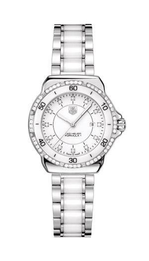 Ladies' TAG Heuer Ceramic Watch