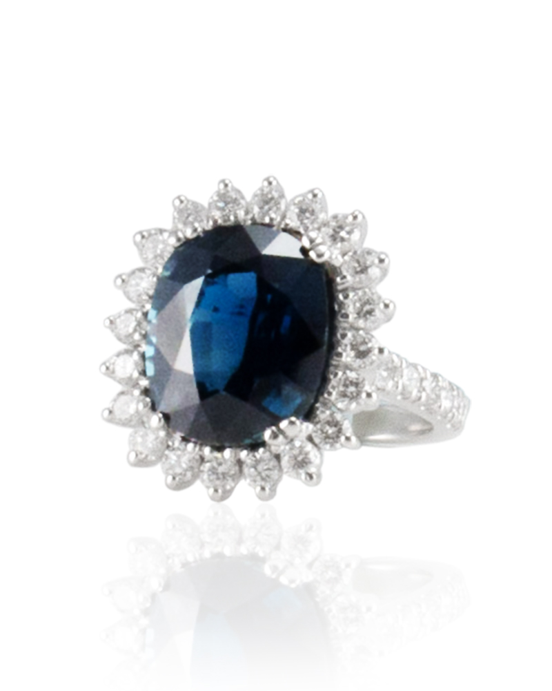 A sapphire ring makes a superb September birthday gift!