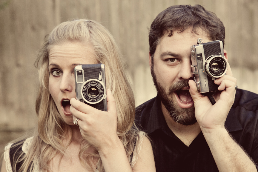 Kerri & Charles, August 2011. Photo by Tate Tullier Photography.