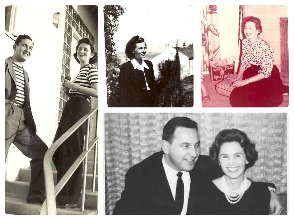 my grandma helen with my grandpa ralph