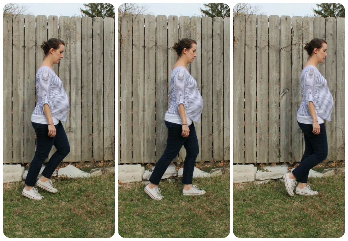 mindful closet maternity mom style uniform