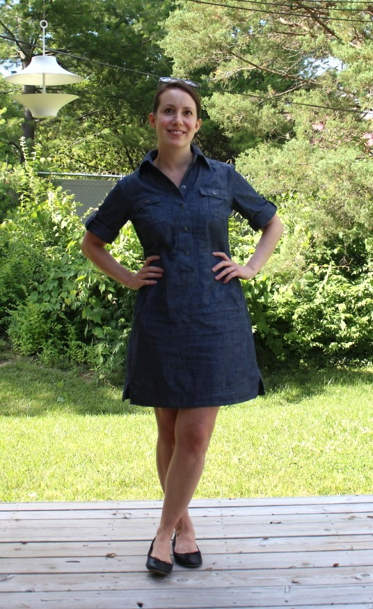 easy for nursing - the shirtdress mindfulcloset.com