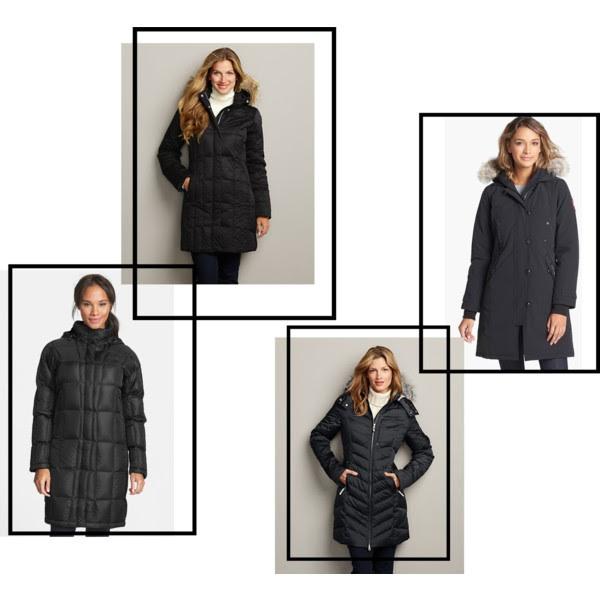 warm winter coats style fashion - mindful closet st. louis personal stylist