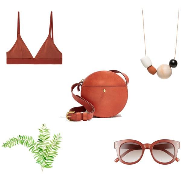 mindful closet: spring color