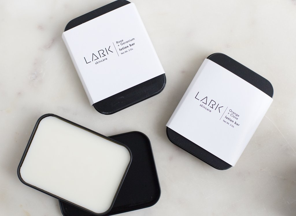 lark skin co and mindful closet