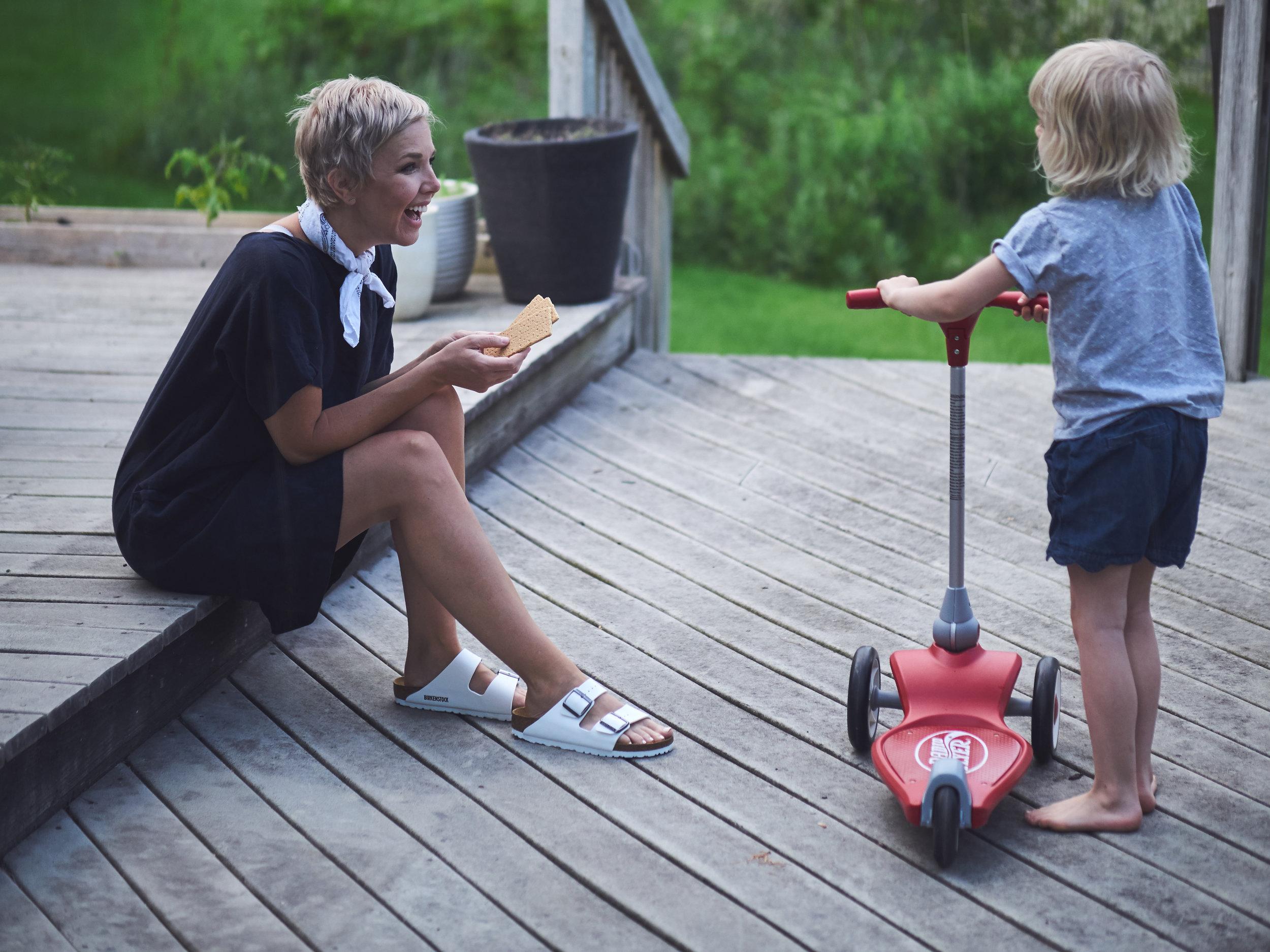 creative motherhood: erin loechner