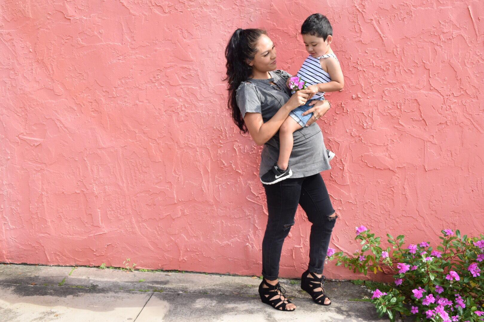 mindful closet st louis personal stylist: creative motherhood