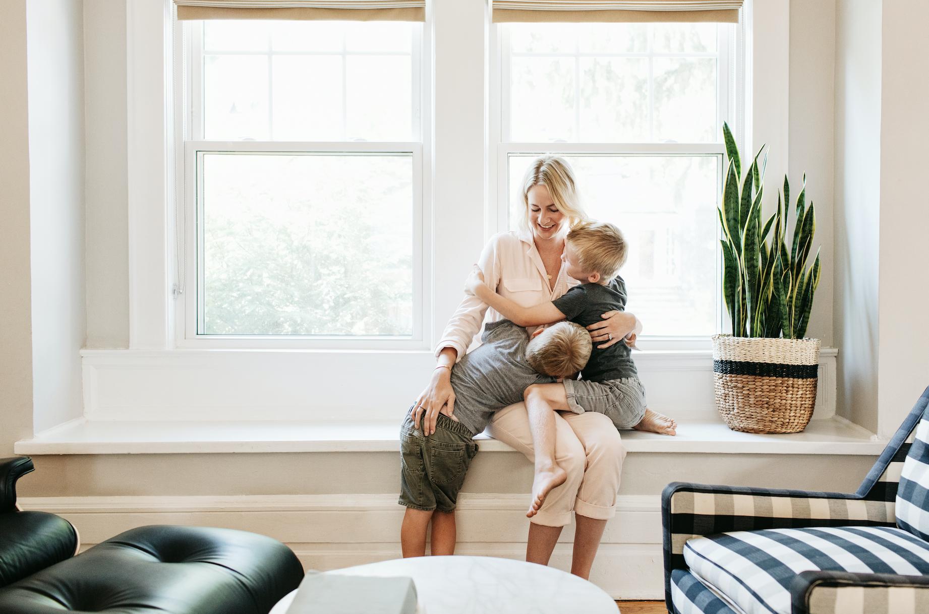 creative motherhood blog series