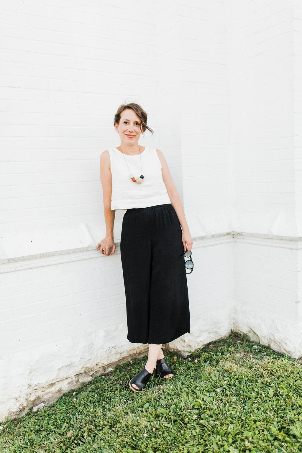 mindful closet: virtual personal stylist