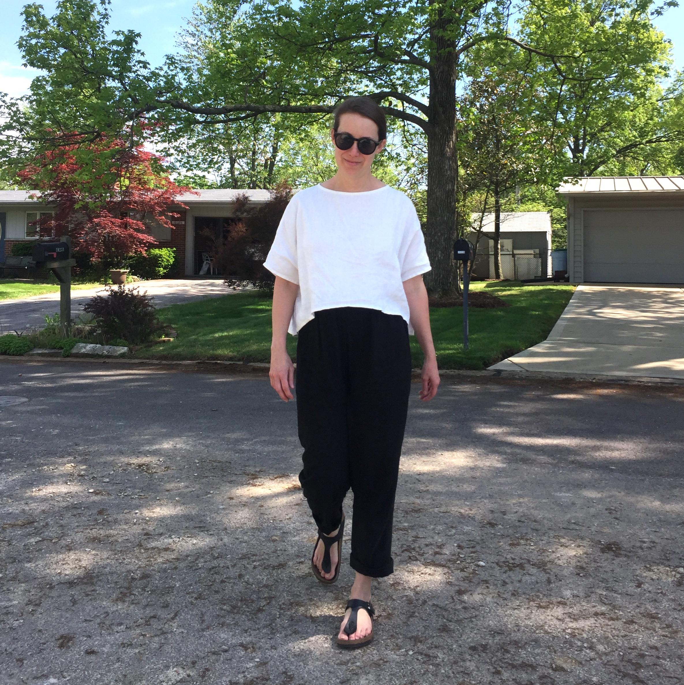 mindful closet: virtual stylist
