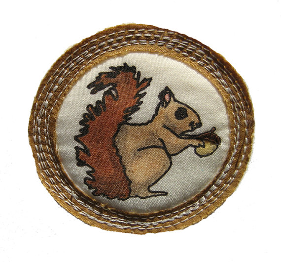 For 'Being Nutty as a Squirrel'.   $25