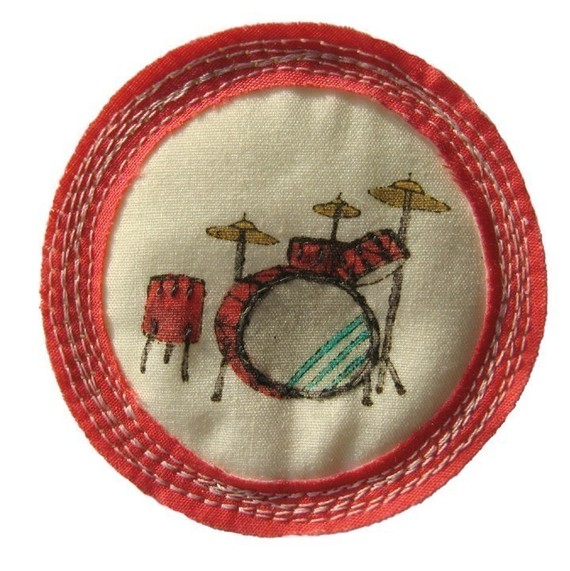 For 'Dancing to the Beat of Your Own Drum'.   $25