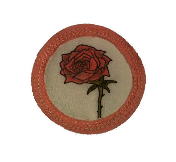 For 'Stopping to Smell the Roses'.   $25