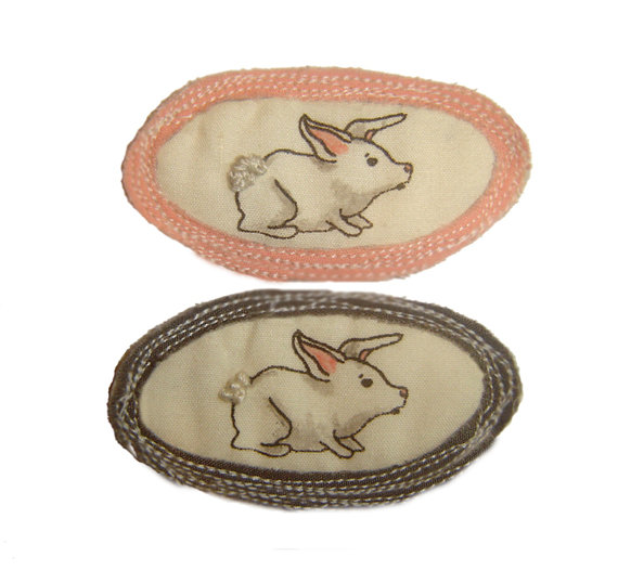 For 'Doing it Like Rabbits'.   $30/pair