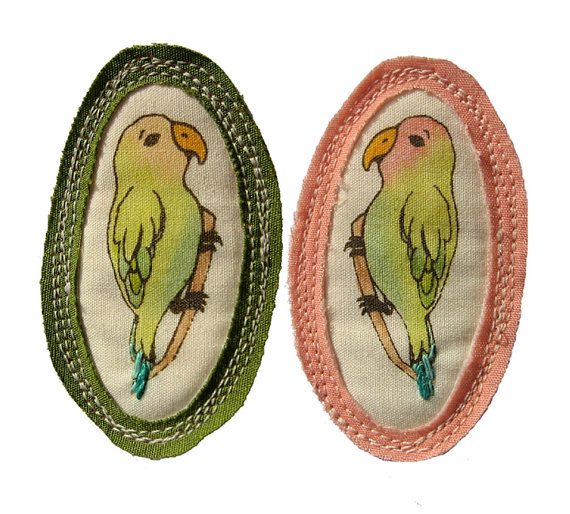 For 'Being a Couple of Lovebirds'