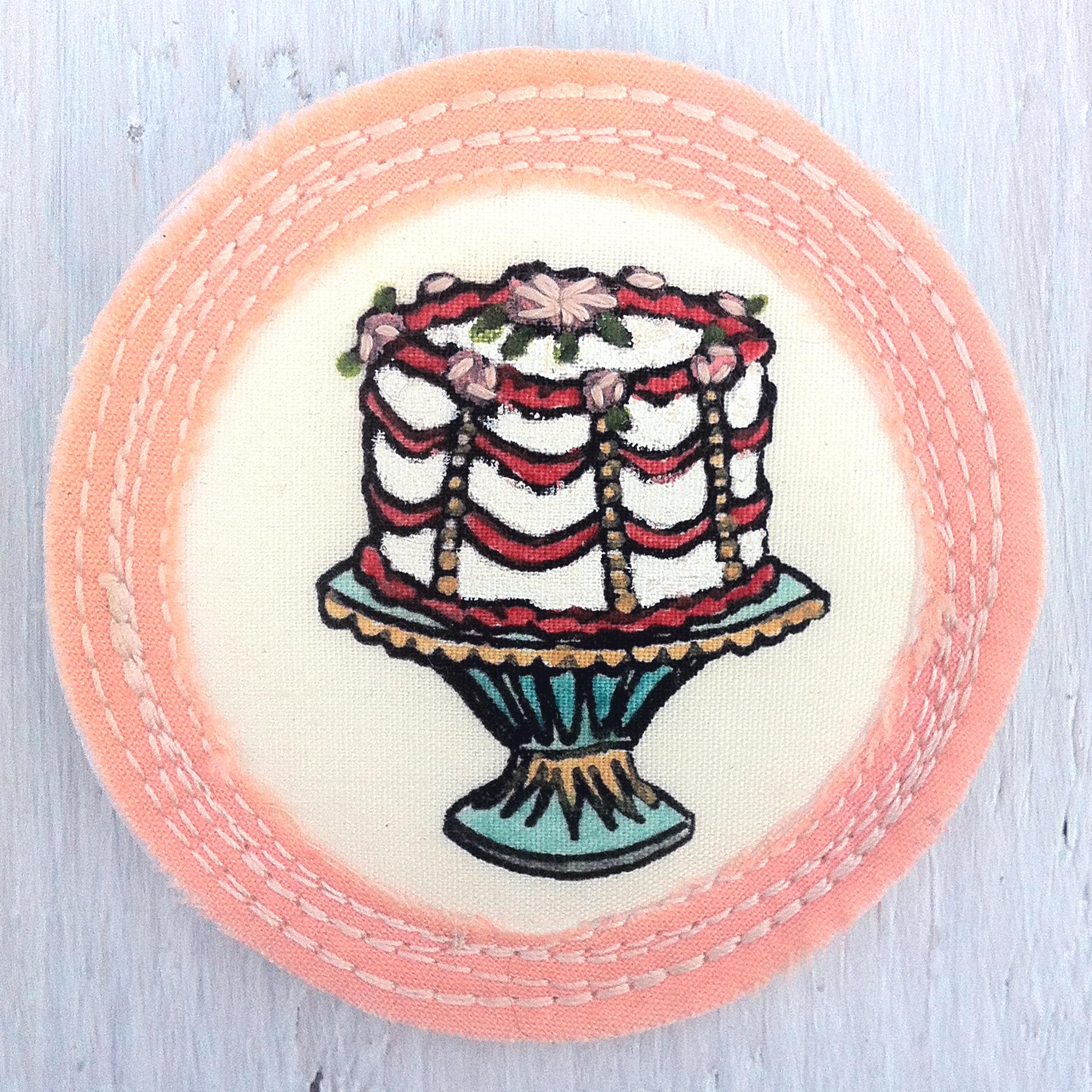 'Taking the Cake'.