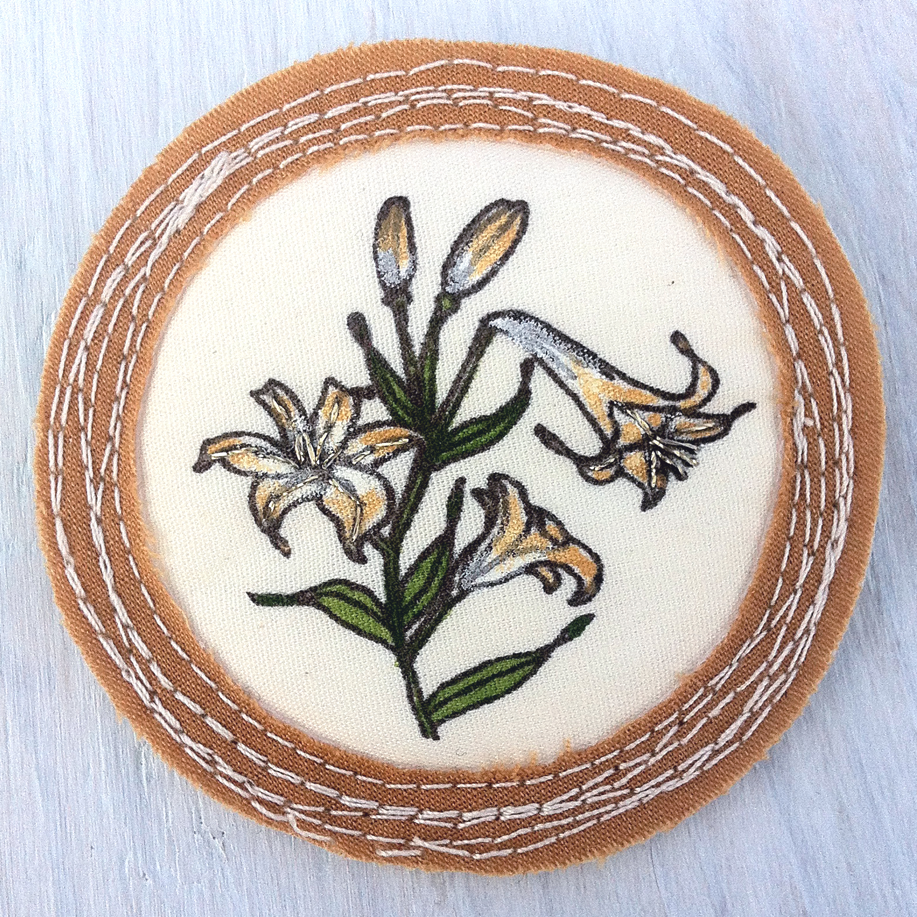 'Gilding the Lilies'.