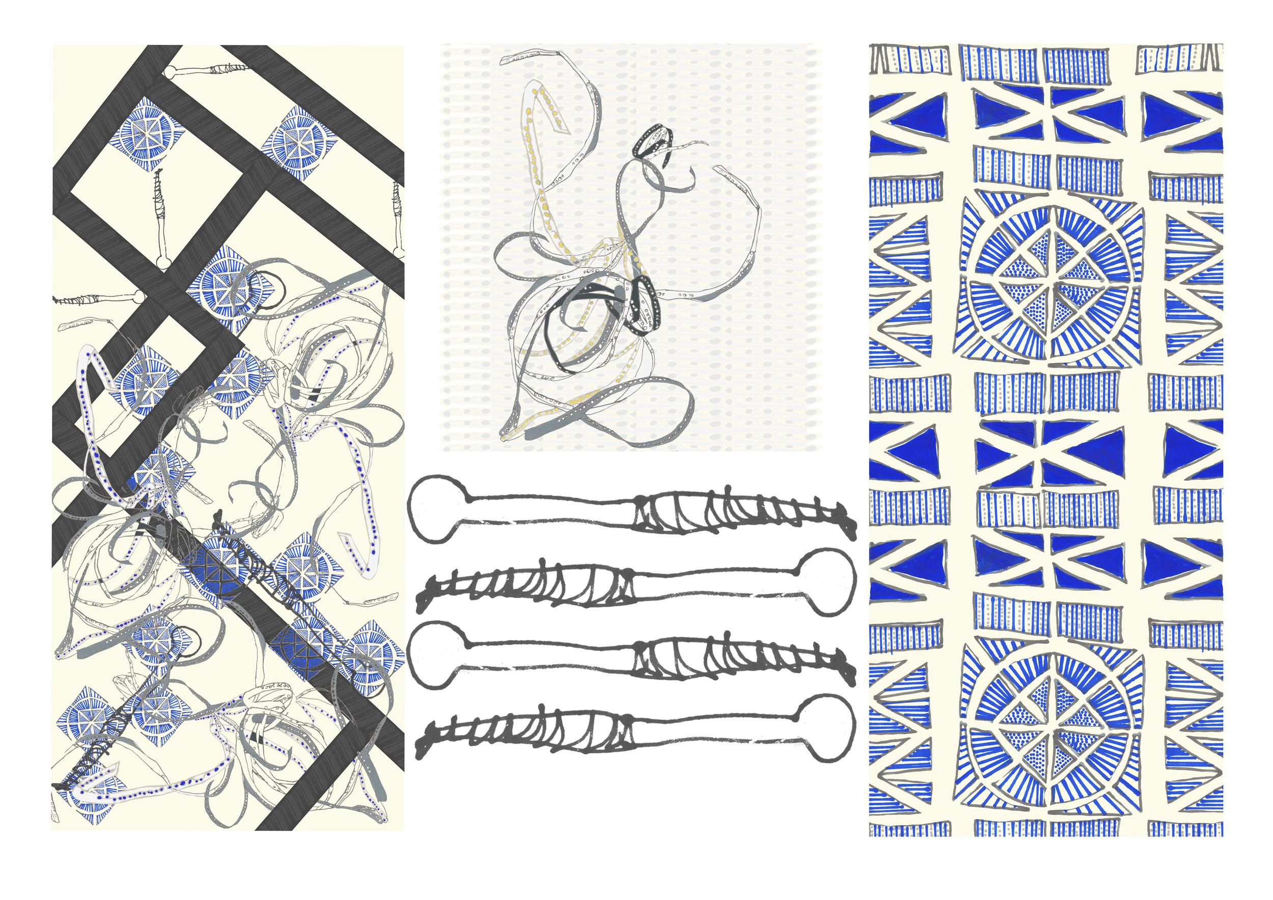 Print, Pattern, Colour and textures !
