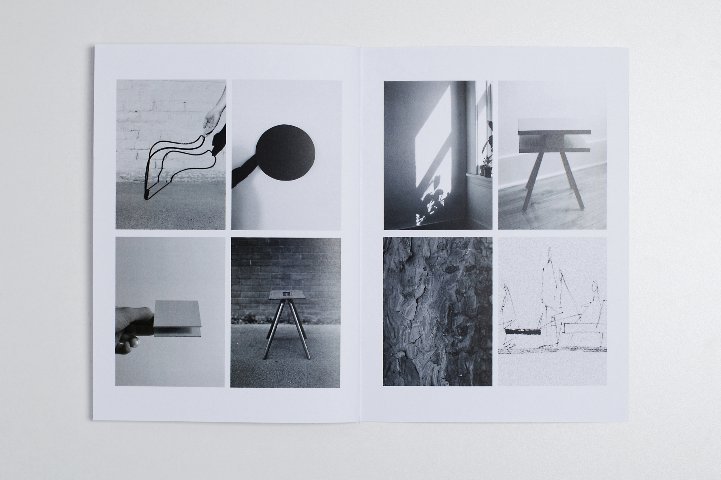Thom Fougere Catalogue Sketches