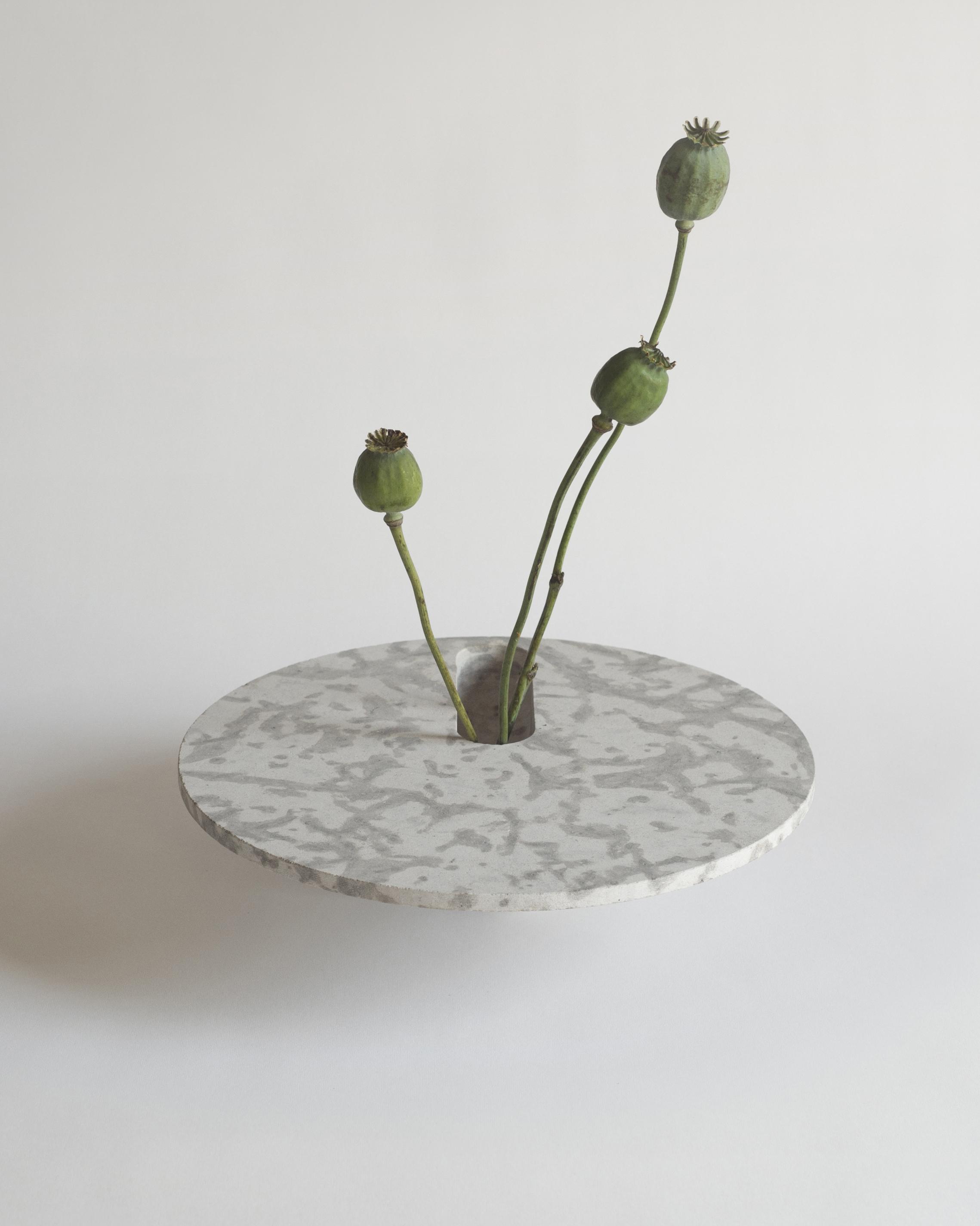 Thom Fougere Tyndall Vase Poppy