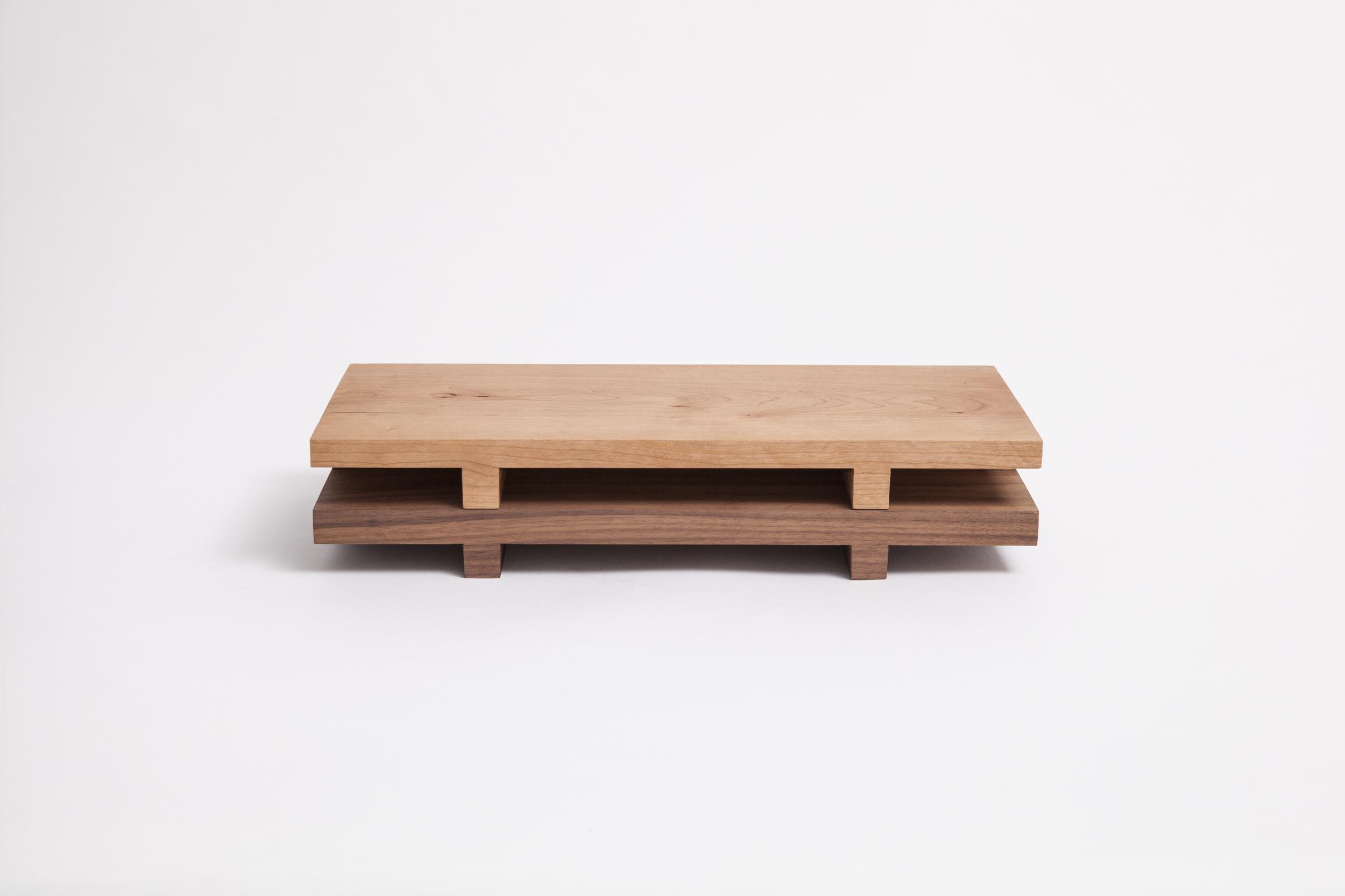 Wood Plate Thom Fougere Studio