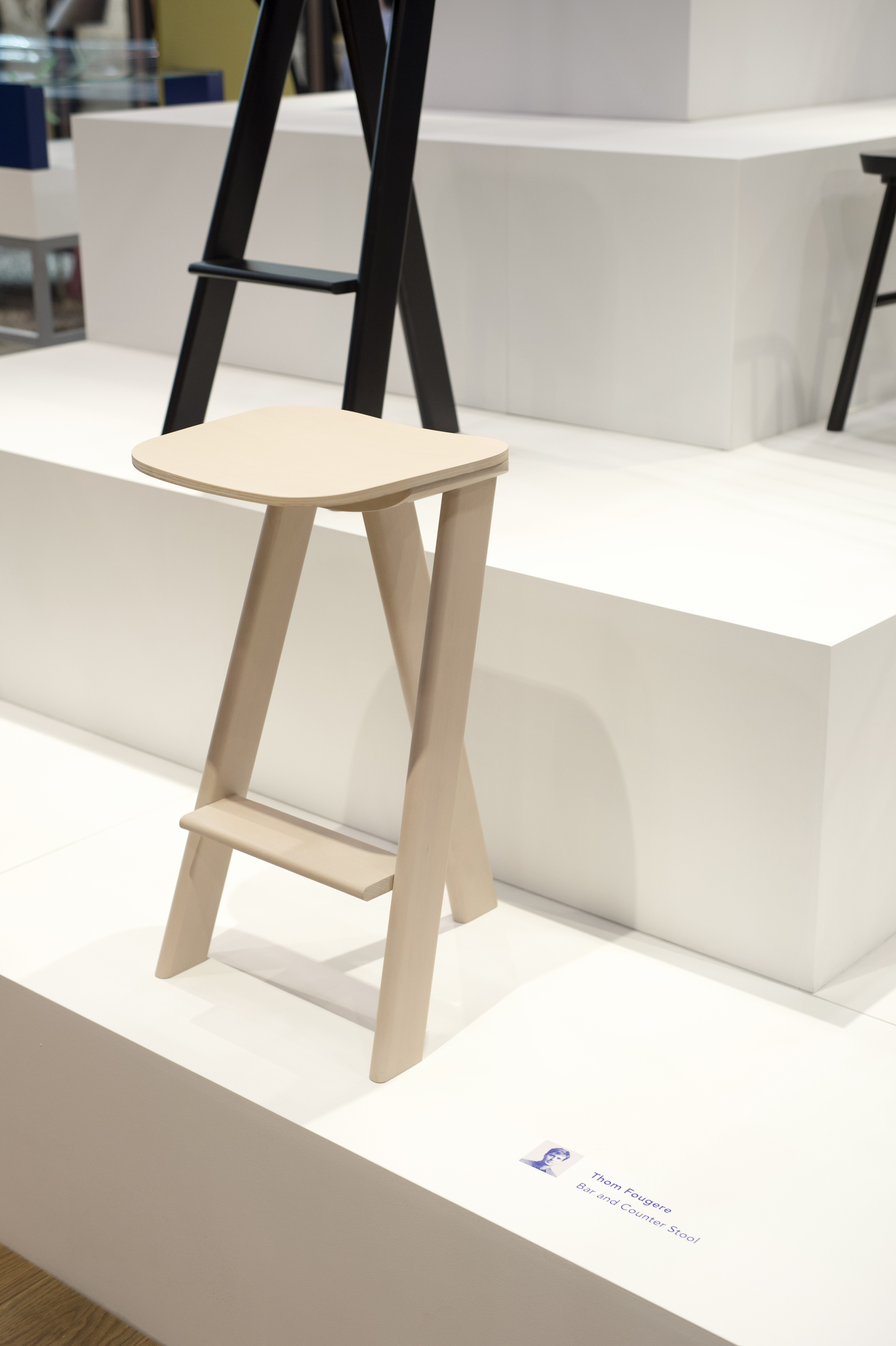 Assembly Stool by Thom Fougere