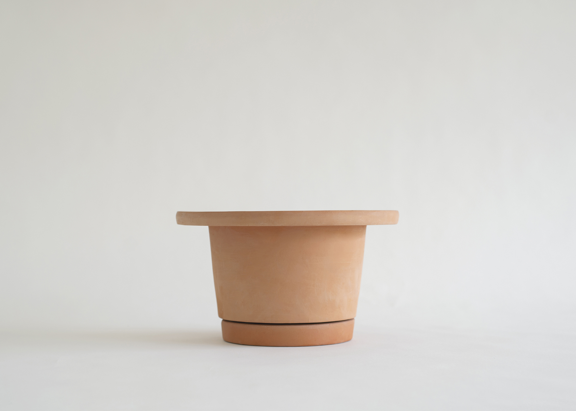Thom Fougere EQ3 Terracotta Planter