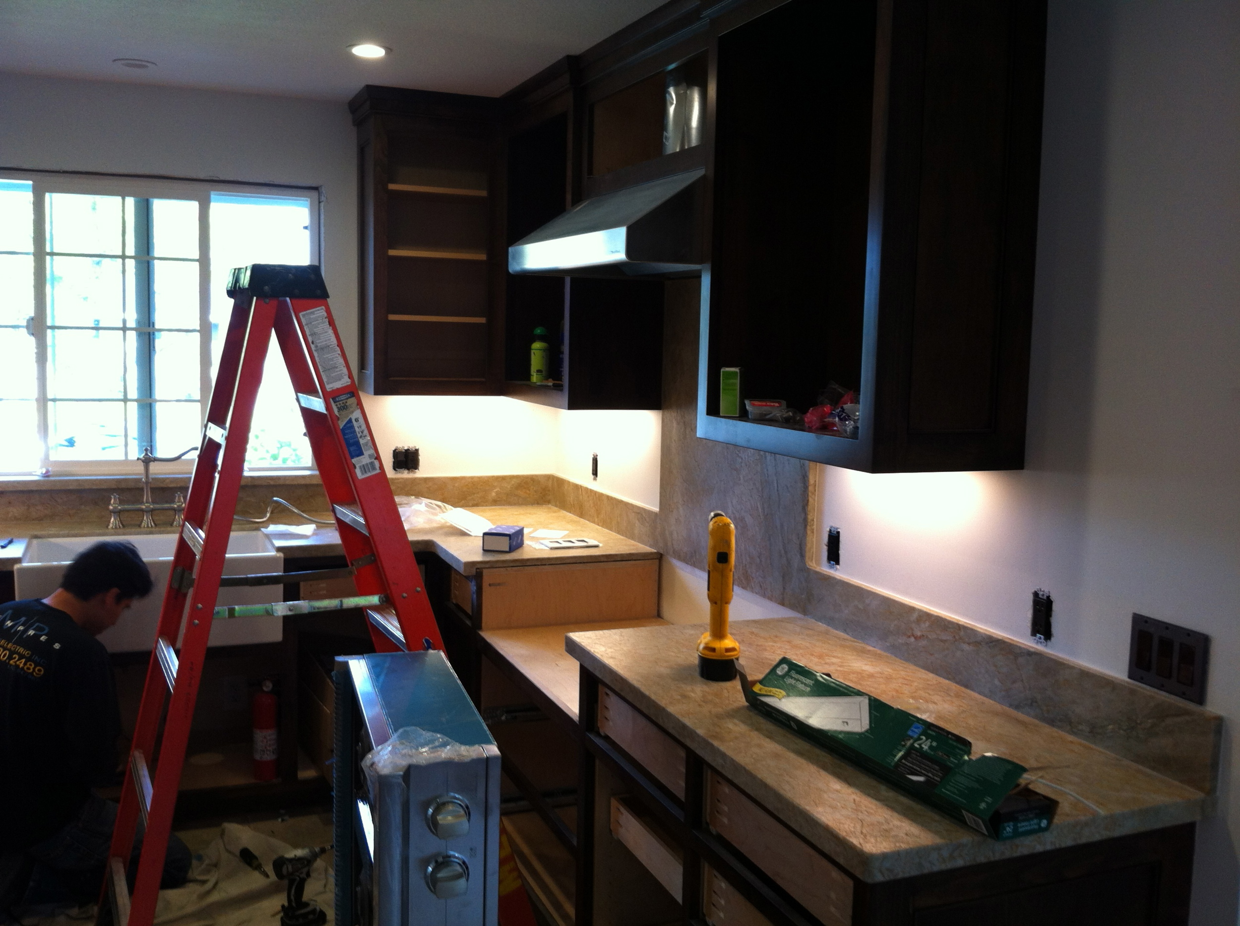 Remodel Update: Photos and Getting There