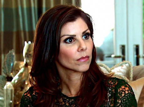 Heather Dubrow from Real Housewives of Orange County
