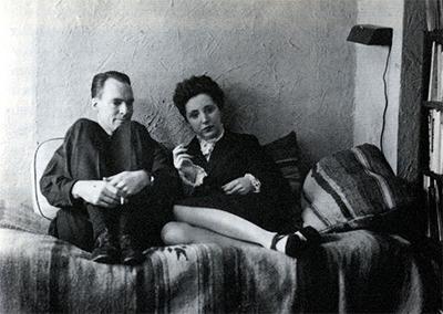 Guiller & Nin in the 30's