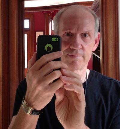 John Foreman Selfie