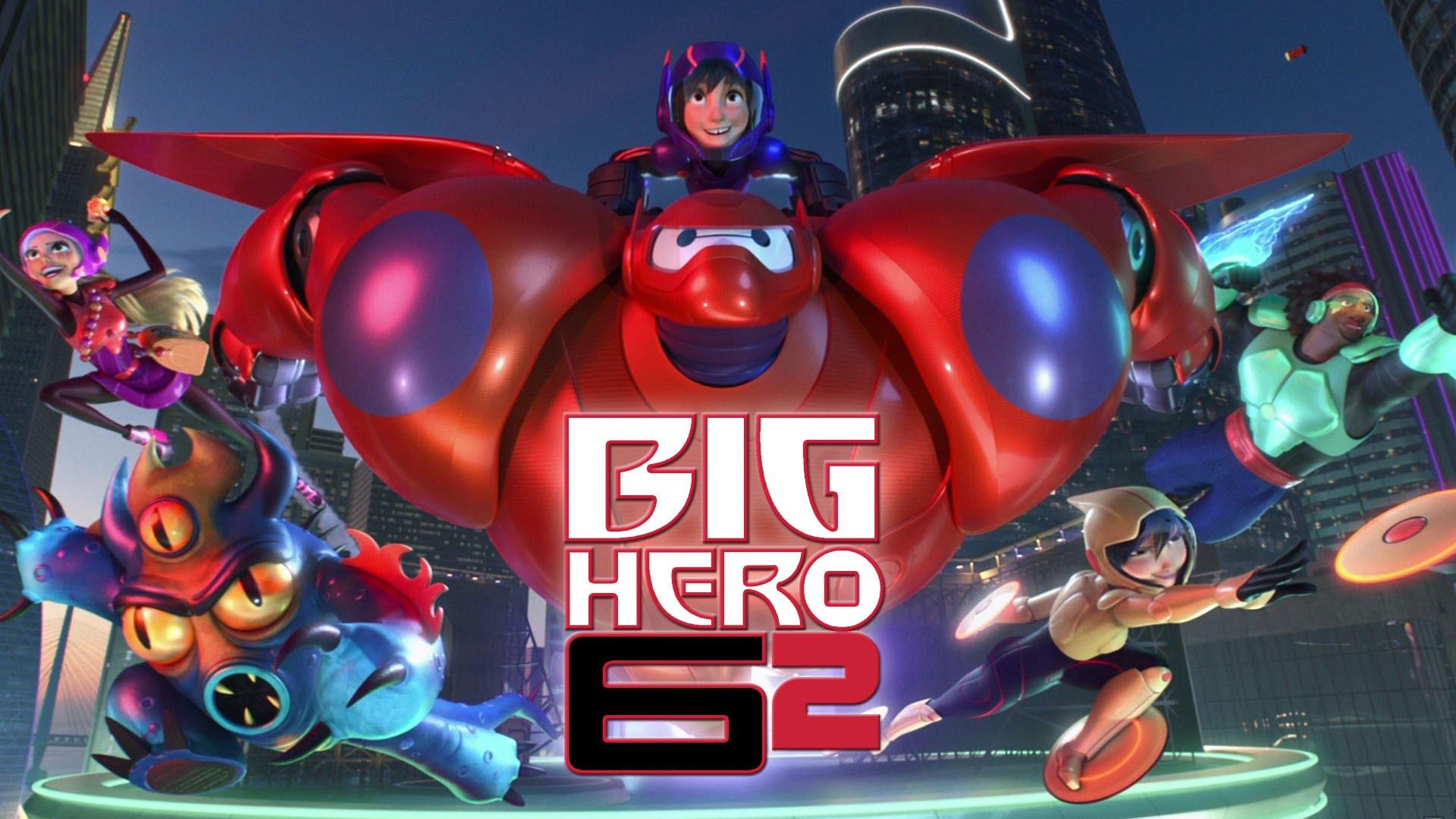 Big Hero 6 Sequel (2018)