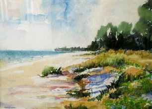 Sally Wille Watercolor