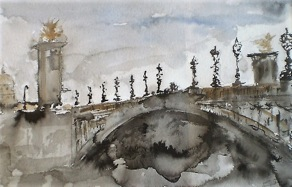 Kat Knuth Watercolor
