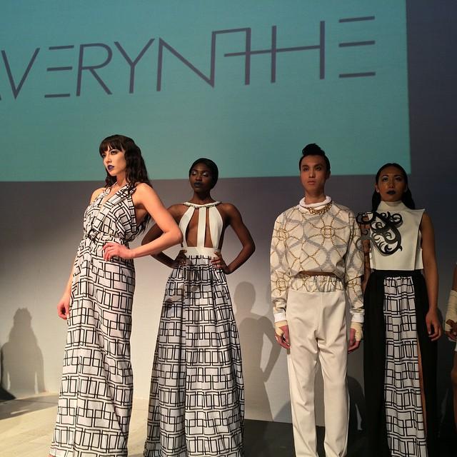 Averynthe by @maarkabeenir. #averynthe @wcfashionweek #WCFW #yegfashion #fashionshow